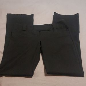 2/$20 The Limited Drew fit dress pants, black